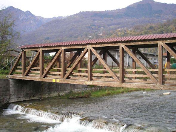 ponti in legno ispezioni diagnostiche a cura di istituto