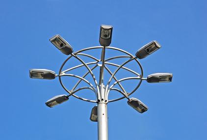 Illuminazione esterna pali pali illuminazione pubblica costo